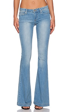 Paige Denim Fiona Flare in Maddie