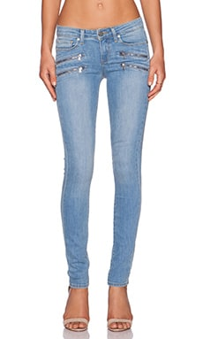 Paige Denim Edgemont Ultra Skinny in Maddie No Whiskers