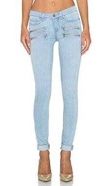 Paige Denim Edgemont Ultra Skinny in Cruz No Whiskers