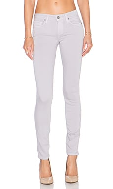Paige Denim Verdugo Ultra Skinny in Smoke Amethyst