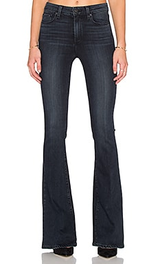 Paige Denim High Rise Bell Canyon in Reed