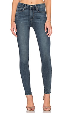 Paige Denim Hoxton Ultra Skinny in Kenley