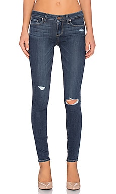 Paige Denim Verdugo Ultra Skinny in Elia Destructed