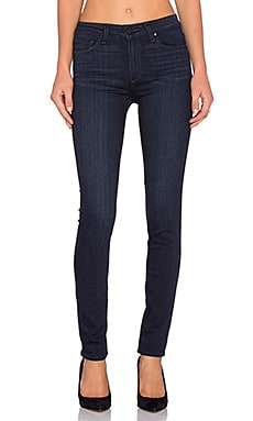 Paige Denim Hoxton Ankle Peg in Barnette