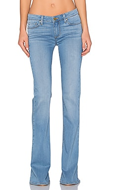 Paige Denim Lou Lou Flare in Abel