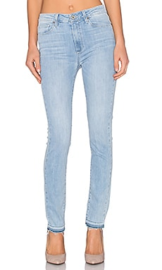 Paige Denim Hoxton Ankle Peg in Samira