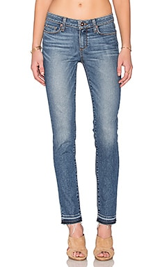 Paige Denim Skyline Ankle Peg in Tay