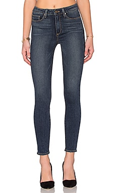 Paige Denim Hoxton Ankle in Penrose