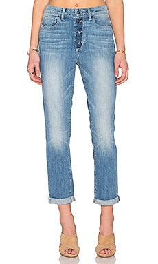 Paige Denim Carter Slim in Denny