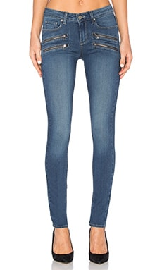 Paige Denim Edgemont Ultra Skinny in Gigi No Whiskers