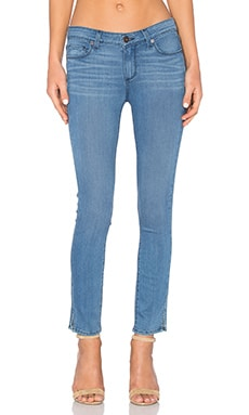 Paige Denim Verdugo Ankle in Harbor