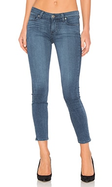 Paige Denim Verdugo Crop in Novelle