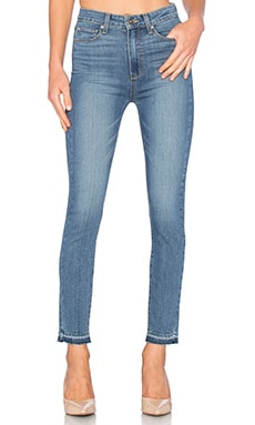 Paige Denim Margot Ankle in Ellington