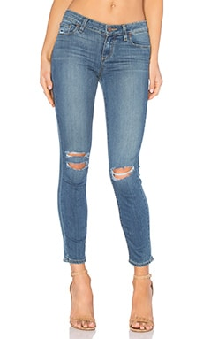 Paige Denim Verdugo Crop in Jayla Destructed