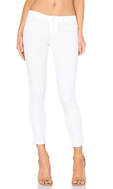 Paige Denim Verdugo Crop in Ultra White