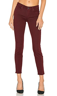 Paige Denim Verdugo Ankle in Deep Syrah