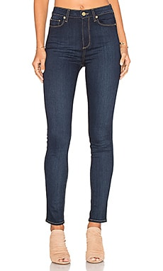 Paige Denim Margot Ultra Skinny in La Rue No Whiskers