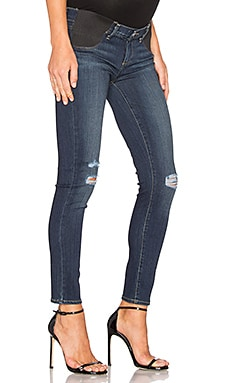 Paige Denim Verdugo Ankle in Nia Destructed