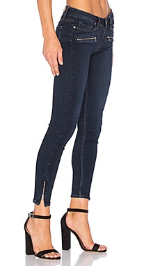 Jane Zip Ultra Skinny in Dayton No Whiskers