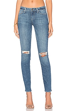Paige Denim Verdugo Ultra Skinny in Danya Destructed