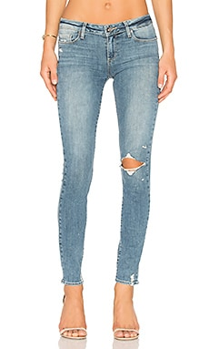 Verdugo Ultra Skinny in Pryor Destructed