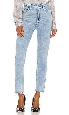 Облегающие прямые джинсы cindy - PAIGE Прямые фото