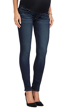 Paige Denim Maternity Verdugo with Panel in Armstrong
