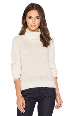 Paige Denim Bay Sweater in Custard