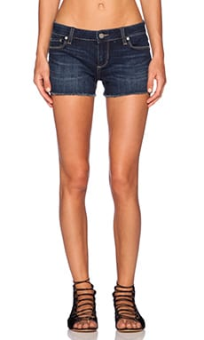 Paige Denim Bobby Denim Short in Murphy