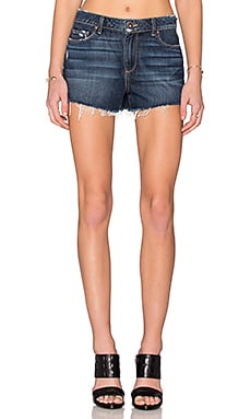 Paige Denim Keira Short in Atticus
