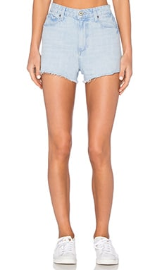 Paige Denim Margot Short in Noelly