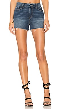 Denim Margot Short in Domino