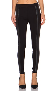 Paige Denim Tuesday Pant in Black