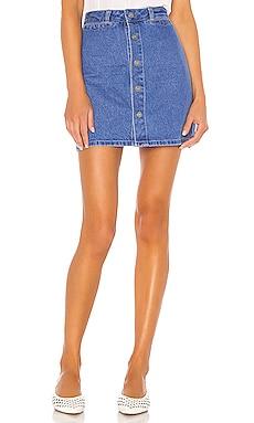 Esma Hi Rise Skirt PAIGE $169
