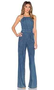Paige Denim Rihannon Jumpsuit in Rockford