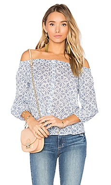 Savannah Off The Shoulder Top