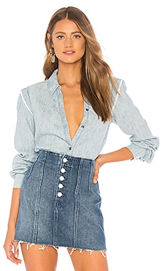 Alia Button Down PAIGE $133