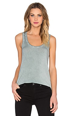 Paige Denim Jessa Tank in Vintage Grey