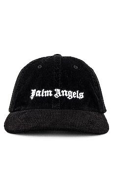 Corduroy Classic Logo Cap Palm Angels $160