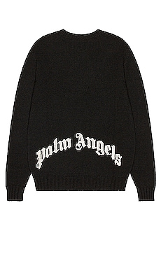 Rec Logo Sweater Palm Angels $325