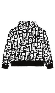 Broken Monogram Hoodie Palm Angels $780
