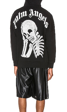 Thinking Skull Hoodie Palm Angels $605