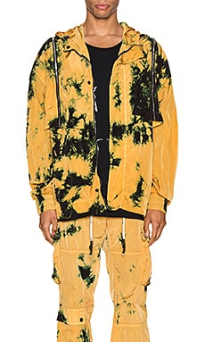 Tie-Dye Windbreaker Palm Angels $342 (FINAL SALE)