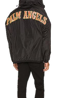 College Logo Windbreaker Palm Angels $473