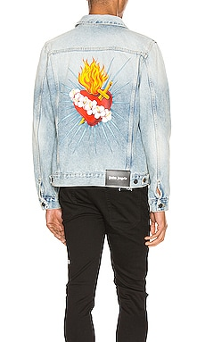 CHAQUETA DENIM Palm Angels $648