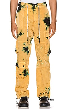 Cargo Tie-Dye Pants Palm Angels $1,030