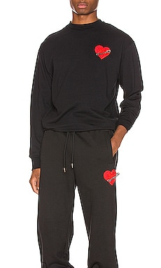 Pin My Heart Long Sleeve Tee Palm Angels $330