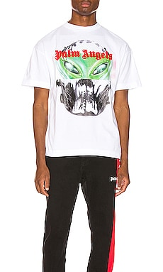 Alien Graphic Tee Palm Angels $310