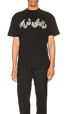 Butterfly College Tee Palm Angels $230