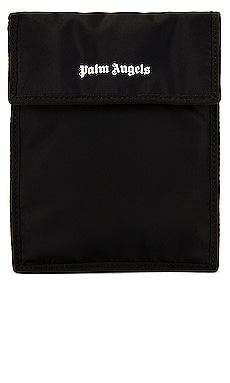 Essential Pocket Bag in Black Palm Angels $360